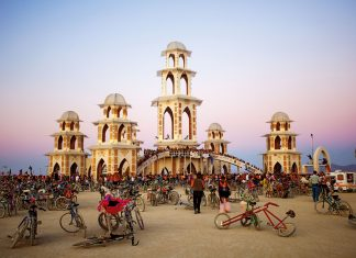 How much Burning Man costs