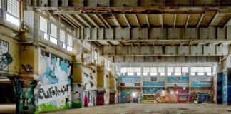 Techno club Rotterdam